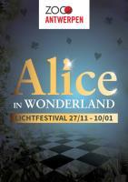 Alice au Pays des Merveilles (ZOO Antwerpen)